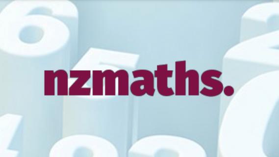 Resource thumbnail: nzmaths logo