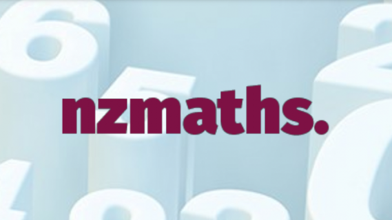 Resource thumbnail: nzmaths logo