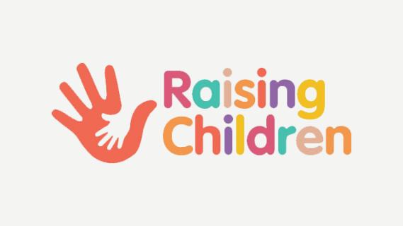 Raising children logo