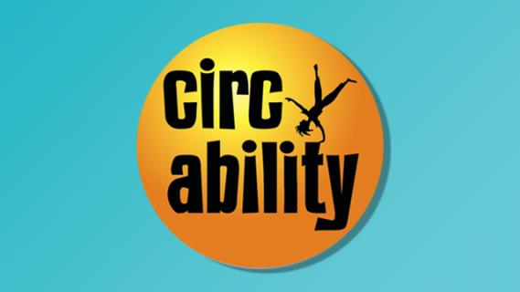 Circ-Ability Arts logo