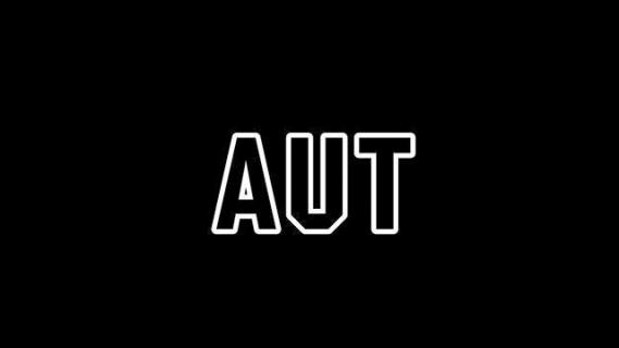 Auckland University of Technology logo: AUT
