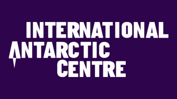 International Antarctic Centre logo