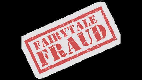 Fairytale Fraud logo
