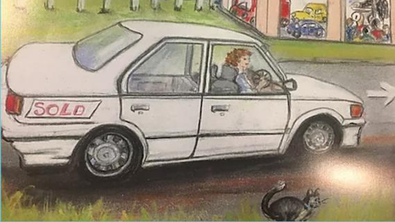 Jonesy Car series image