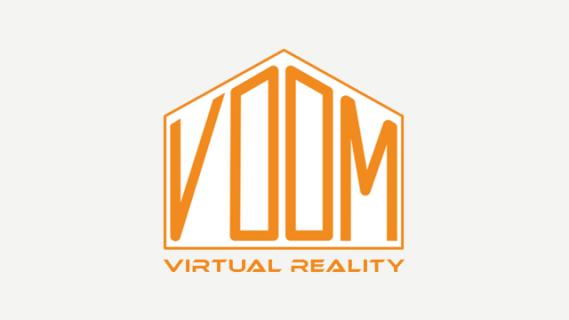 Voom Virtual Reality logo